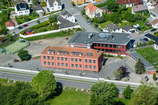Stavern skole