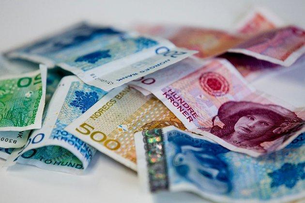 Larvik kommunes samlede gjeld vil i løpet av få år overstige 4.000.000.000 kroner. Fire tusen millioner kroner, eller om man vil 86 tusen kroner pr innbygger. Det er svært alvorlig, skriver Morten Riis-Gjertsen.