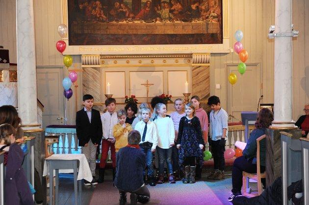Langestrand kirke 200 år