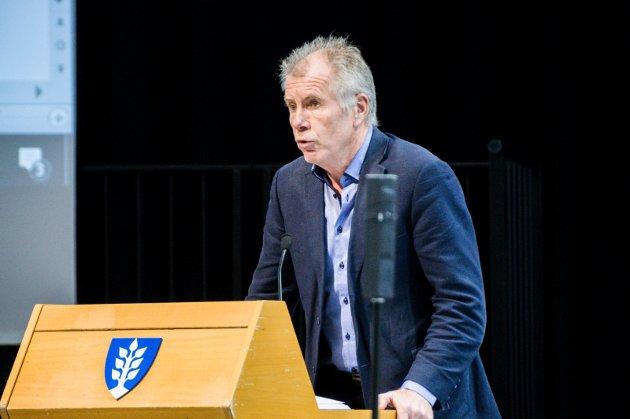 OPPGJØR: Rådmann Jan Arvid Kristengård tar i dette innlegget et oppgjør med Bøkebloggen og det han mener er en useriøs blogg som fungerer som en digital gapestokk. Foto: Lasse Nordheim