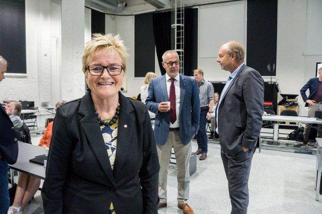 «Et lite råd til Turid Løsnæs og hennes røde kollegaer er: Ta et skritt tilbake, vær ydmyk», skriver Erik Bringedal i denne kommentaren.