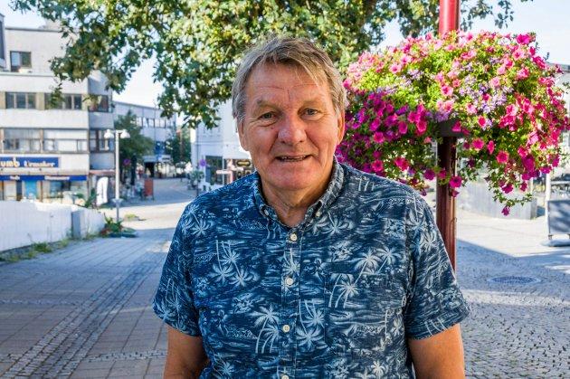 SV. Gunnar Eliassen. Foto: Lasse Nordheim
