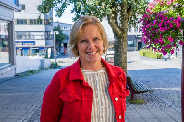 SV. Lisa Agathe Winther. Foto: Lasse Nordheim