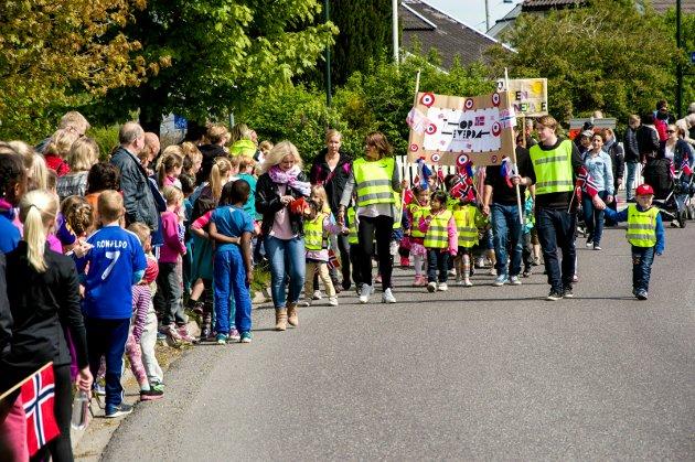 BARNEHAGER: Jeg har et ønske om at Larvik kommune skal være bevisst sitt ansvar som barnehageeier, skriver artikkelforfatteren.