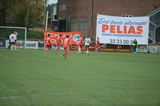 Elverum-KIL. Elverum Stadion.