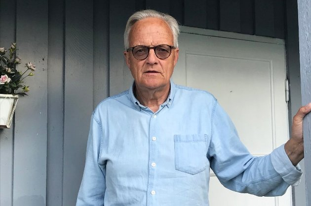 Christian Stokke i Sydhavna Vel støtter ikke et forslag om eiendomsskatt.