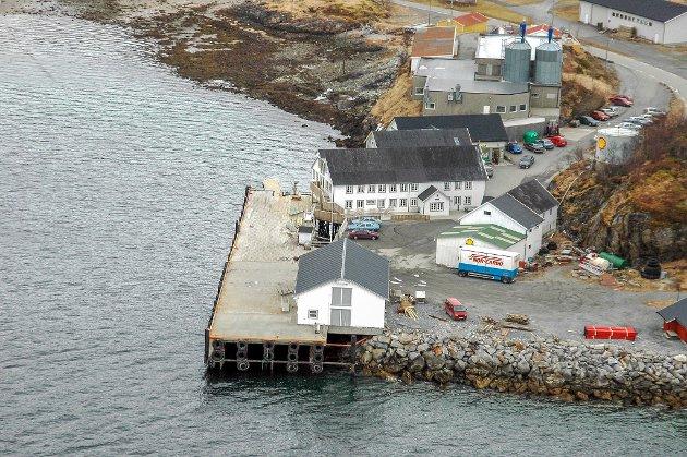 Lurøy, Tonnes, Aldra, Hestmona og flere steder på fastlandet tatt 310305