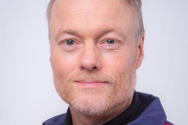 Bjørn Ugedal, adm. dir. Ferroglobe Mangan Norge AS