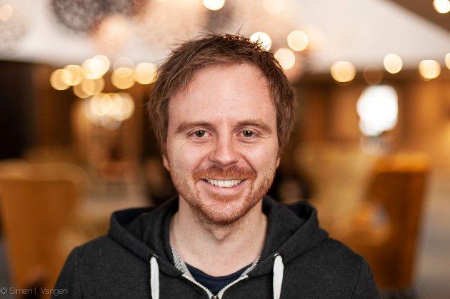 Ordførerkandidat for Rana Venstre, Mats Hansen
