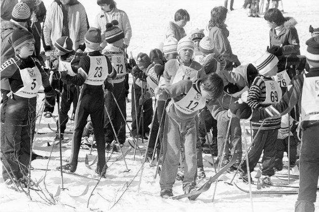 Kørvrennet 1985.