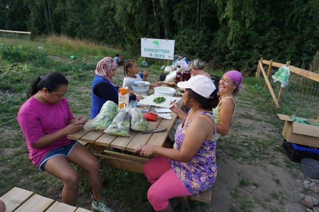 KvinnerUT har skapt stor aktivitet og mye sosialt fellesskap!