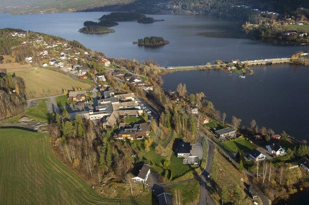 Å få Hole kommune ut av Robek, blir egentlig jobb nummer 1, mener Eirik Nørgaard.