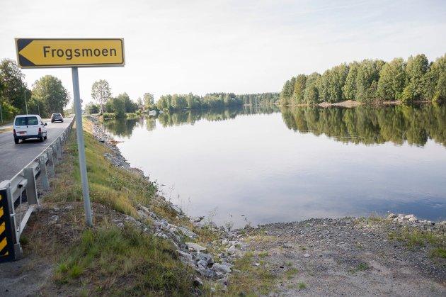 KRYSSING: Ramsar-rapporten går mot kryssing både ved Busund og Helgelandsmoen.