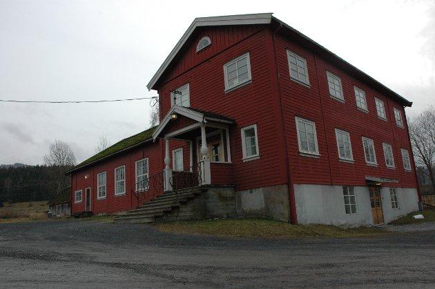 Bøndernes hus, Jevnaker