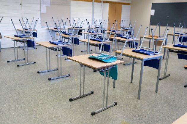 Klasserommene er fylt opp igjen etter ferien. Terje Olsvik reflekterer over skolen, elever og lærere.