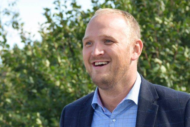 GOD ETTERFØLGER: Lokale næringslivsledere er glade for at nettopp Jon Georg Dale erstattet Ketil Solvik-Olsen.
