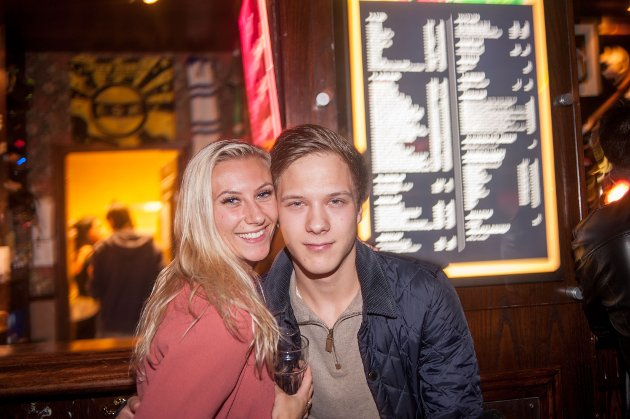 Lillestøm, Martins: Silje Bergan (20) og Martin Austrheim (19)