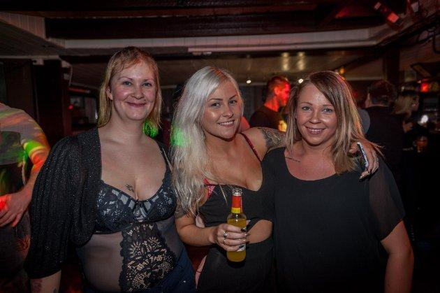 Jessheim, Haven: Jeanette Paulsrud, Kim Fanny Olsen og Elin Angel Therese