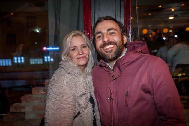 Jessheim, Hydranten: Chadi og Angelina