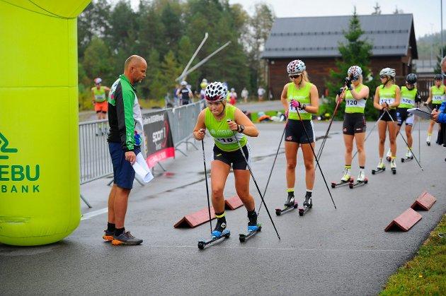 Maja Kjærås Moland fra Stokke.