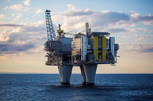 Årets oljeinntekter blir på skarve 121 milliarder kroner. Det er langt mindre enn de siste årene.