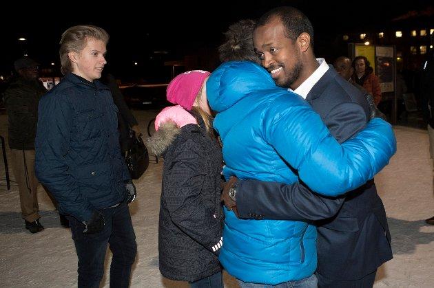 Mahad Abib Mahamud har mistet sitt norske statsborgerskap, og må forlate landet.