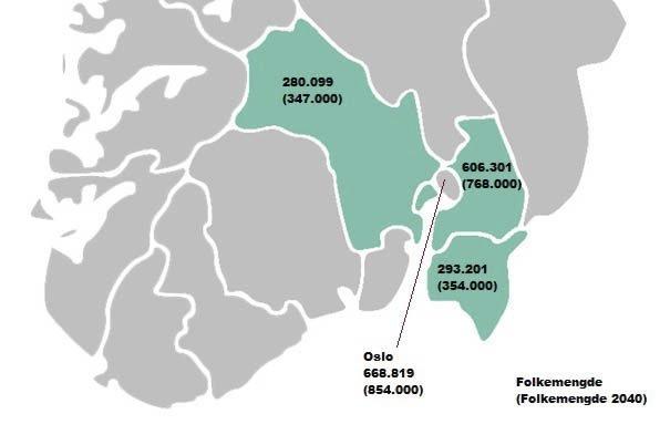 HISTORIE: I 2020 blir fylkeskommunen Østfold erstattet med storfylket Viken. HISTORIE