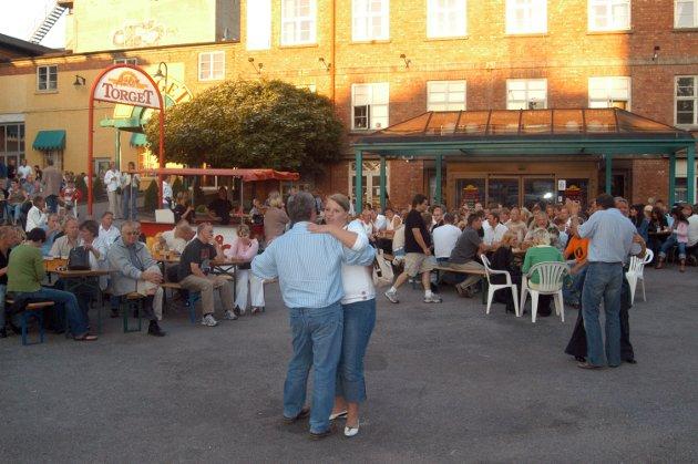 I 2004 ble Ludium brukt som en av scenene under Kraftfestivalen. Det var mange som koste seg i fine været de august-dagene i 2004.