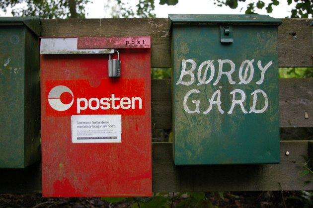 POSTPROBLEMER: Det kan by på problemer å få lokalavisa når posten ikke kommer som før.