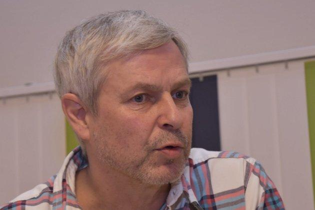 TOMGANG: Jonn Gunnar Lislelid i DU. Arkivfoto