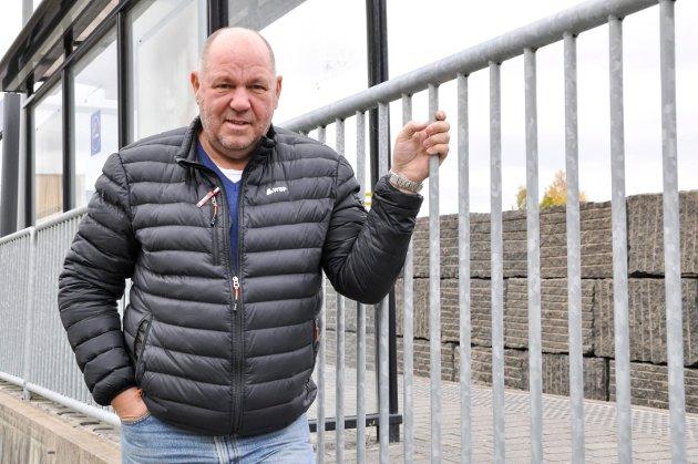Borgar Løberg, prosjektleder for kunnskapsbasert straffeinstitusjon (overgangsbolig) i Notodden.