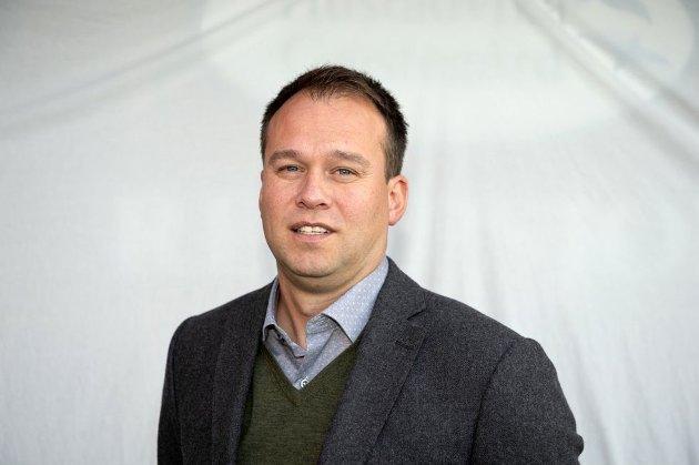 Tom Grunde Malme (KrF), Varaordfører Hustadvika kommune 2020.