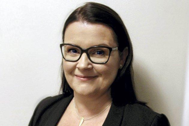 – I stortingsvalget vil vi stemme på dem som tør å prioritere barnevern., skriver Torill Brunsvik, fylkesleder FO Møre og Romsdal.