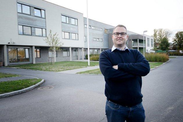 MOTSTANDER: Det er usosialt og politisk latskap å ville innføre eiendomsskatt i Færder, mener Anders Mathisen (Frp), som får svar på tiltale av Tom Olav Madsen.