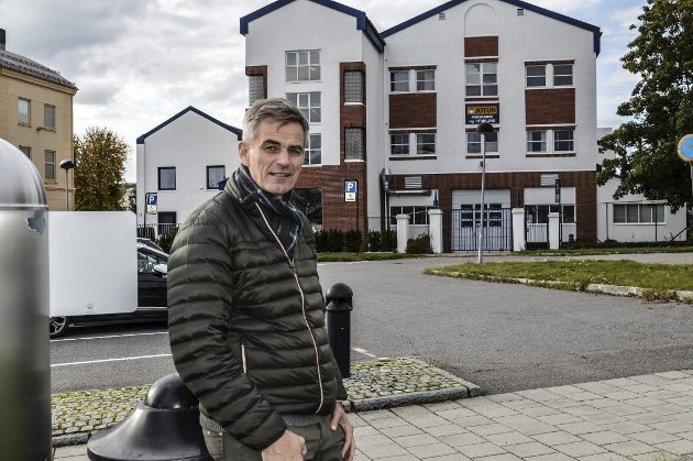KRITISK: Sandefjord-ordfører Bjørn Ole Gleditsch (H) mener statlige arbeidsplasser er skjevt fordelt mellom Vestfold-byene, og at Sandefjord derfor bør bli sete for Vestfold tingrett.