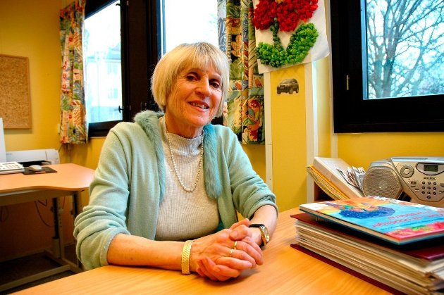 FÅR TAKK: Inger Lexow fortjener takk for å ha satt minstepensjonistenes kår under lupen, mener Øyvind Askjem