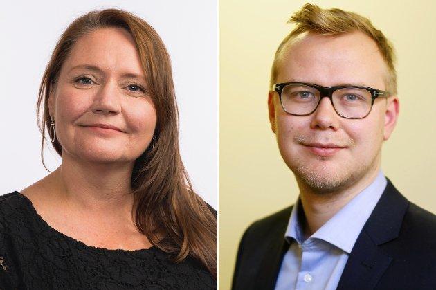 Det holder selvsagt ikke bare å motivere de unge til å ta utdanning. Det må også finnes en jobb å gå til, skriver Eva Kristin Hansen og Kristian Torve (Ap).