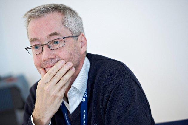 Steinar Krokstad er professor i sosialmedisin.