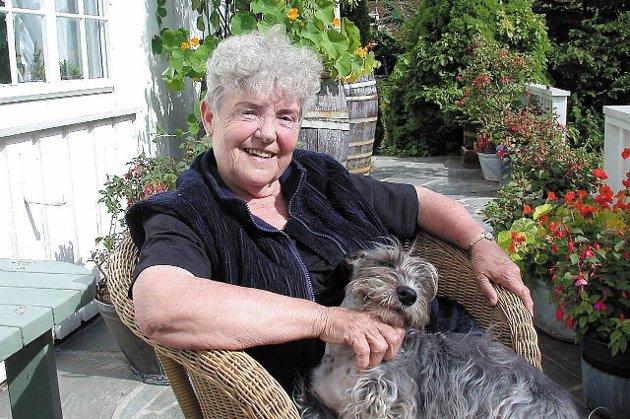 Astrid Gjertsen (1928-2020): Hennes politiske karriere var ikke av det vanlige slaget – det meste ved Astrid Gjertsen var alt annet enn vanlig. Arkivfoto