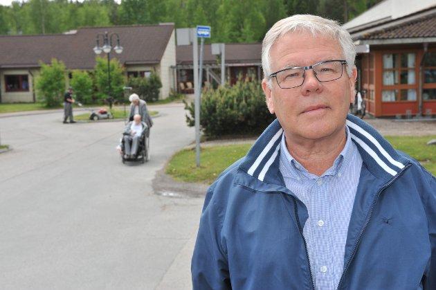 Det må bygges nok sykehjemsplasser i Nittedal nå. Vi kan ikke vente i seks år , sier Jan Gustavsen, Hagan.