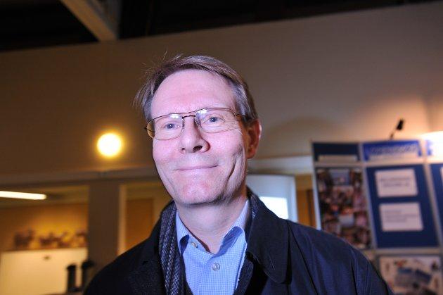 KJØR E6: Vi trenger ikke motorvei i Nittedal, bruk E6, svarer Olav Solberg bedriftslederne som ønsker storstilt veiutbygging gjennom Nittedal.