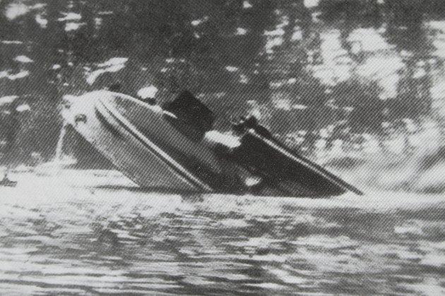 Populært dykkermål: Nå er det vedtatt at vraket av Blücher skal fredes.Foto: Arkiv