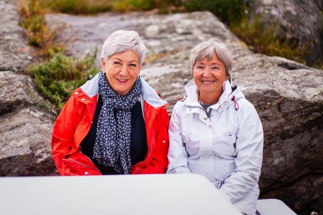 Inger Punsrik Haugli og Beate Hansen