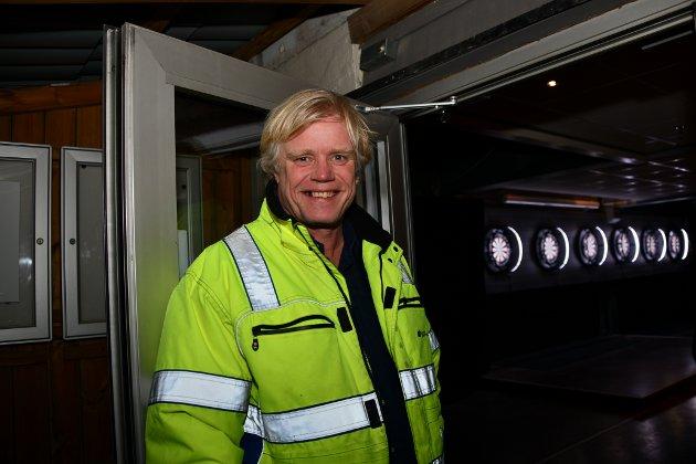 Øyvind Degnes stikker gjerne innom Yorker en tur på kveldstid.