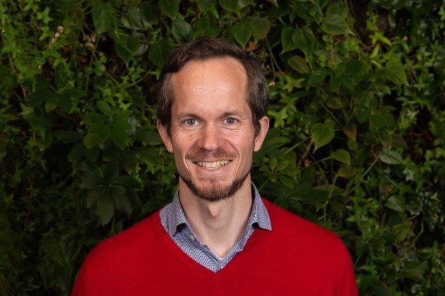 Eivind Hoff-Elimari fra Nesodden MDG har skrevet et leserbrev om næringsutvikling på Nesodden.