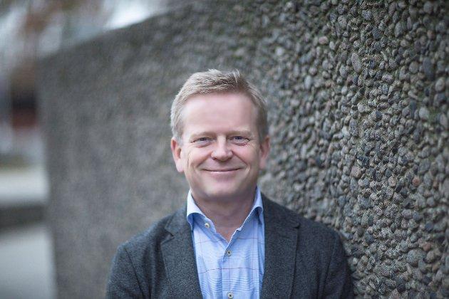 Eivind Heløe, direktør for fornybar energi, Energi Norge.