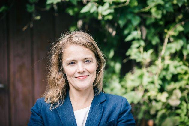 Pernille Huseby er generalsekretær i Actis - Rusfeltets samarbeidsorgan