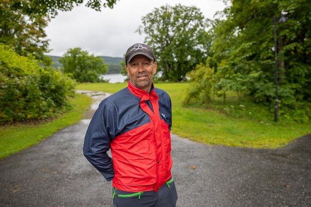 Lars Erik Gulaker var imponert over guiden. – Turen var kjempeflott og veldig interessant, sier han.