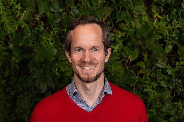 Nesodden-ordfører Eivind Hoff-Elimari.