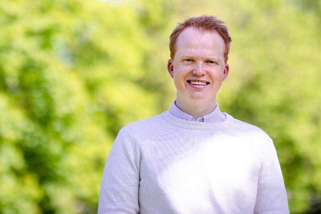 Tobias Hangaard Linge, ungdomskandidat til Stortinget for Akershus Ap